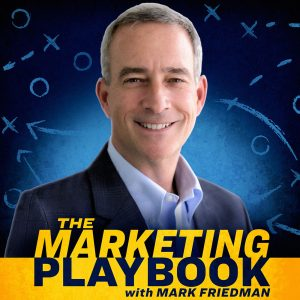 Chloe Songer and Stuart Ahlum on The Marketing Playbook Podcast with Mark Friedman: Co-Founders of Thousand Fell