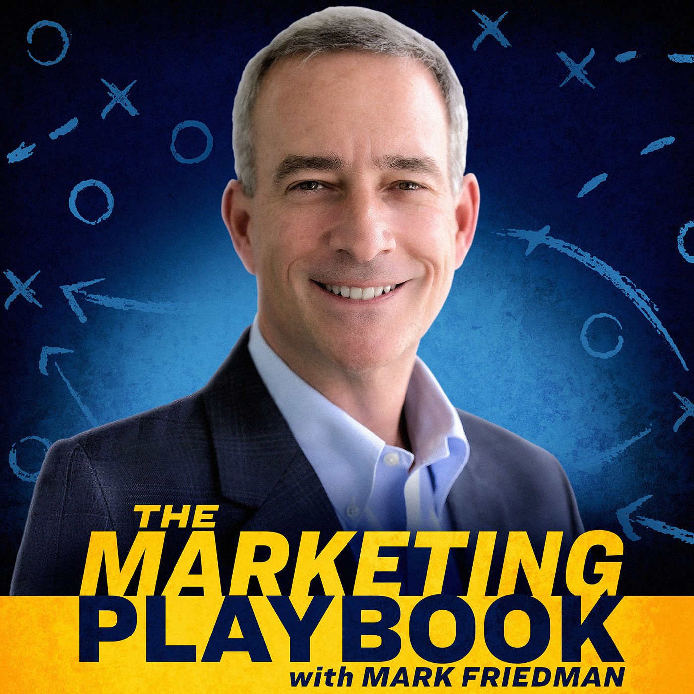 Lucille DeHart on The Marketing Playbook Podcast with Mark Friedman: Senior Marketing and Branding Executive